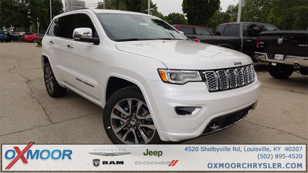 new 2018 jeep grand cherokee. unique grand new 2018 jeep grand cherokee overland with new jeep grand cherokee