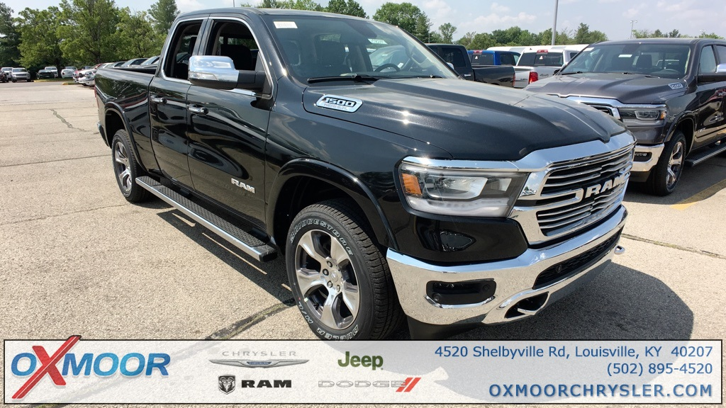2019 Ram Laramie Black Detailed Photos 5th Gen Rams