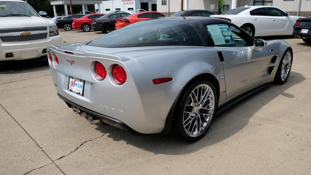 Used 2010 Chevrolet Corvette Zr1 2d Coupe In Louisville Cu3417