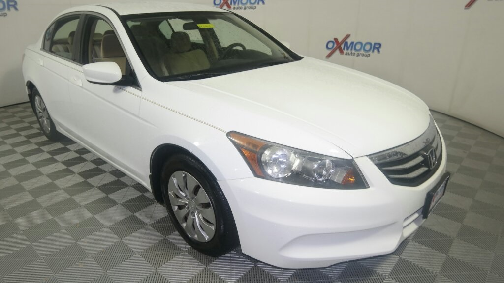 Pre Owned 2012 Honda Accord LX