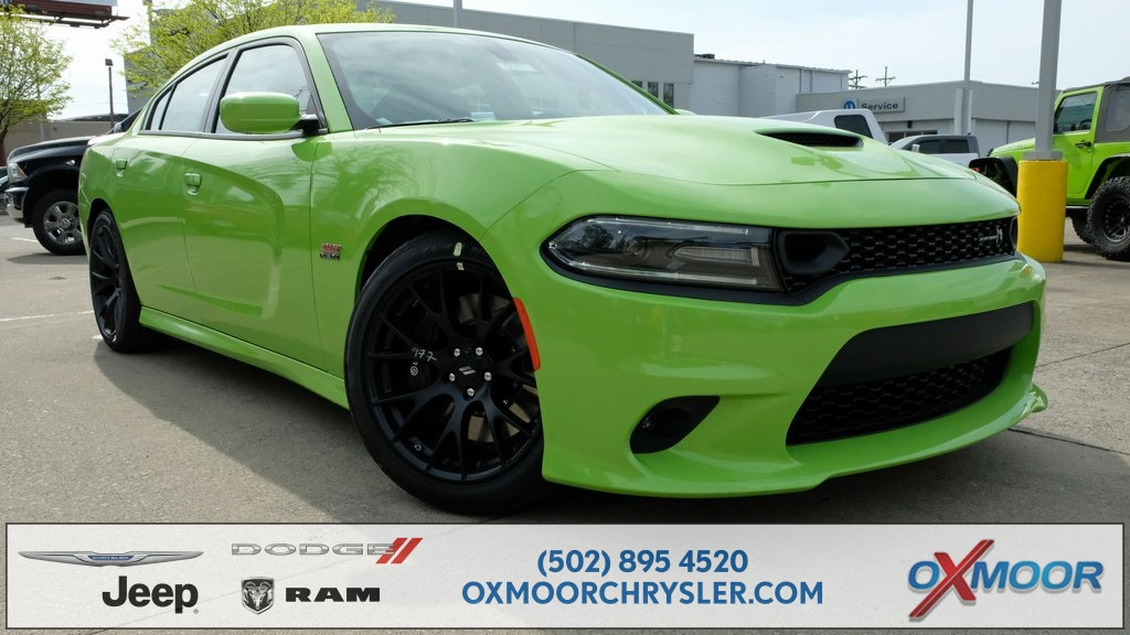 New 2019 Dodge Charger R T Scat Pack Sedan In Louisville C10255