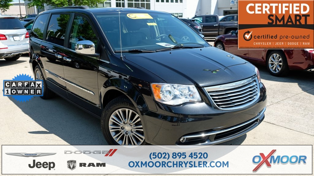 Certified Pre Owned 2016 Chrysler Town Country Touring L