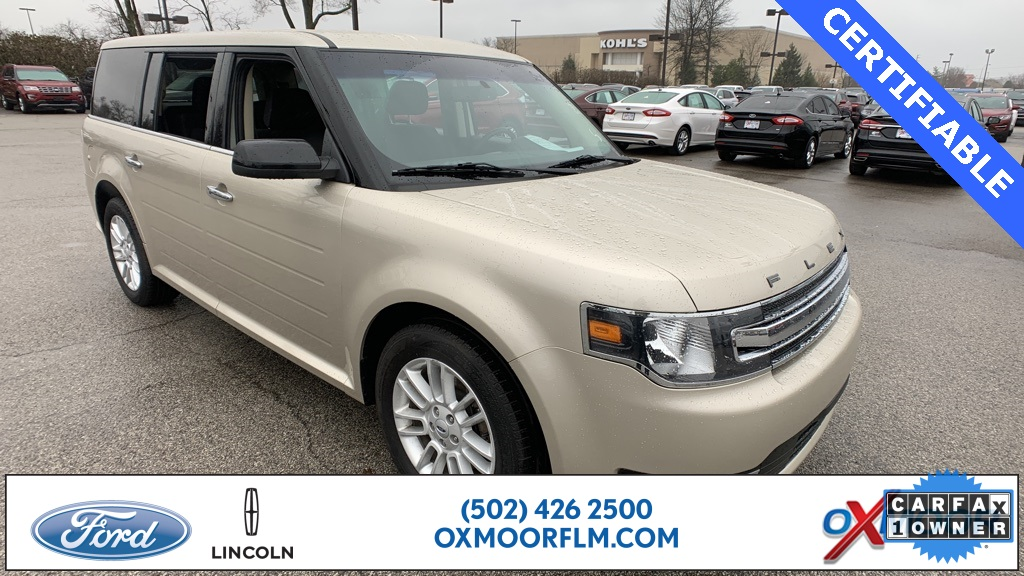 Pre Owned 2017 Ford Flex Sel