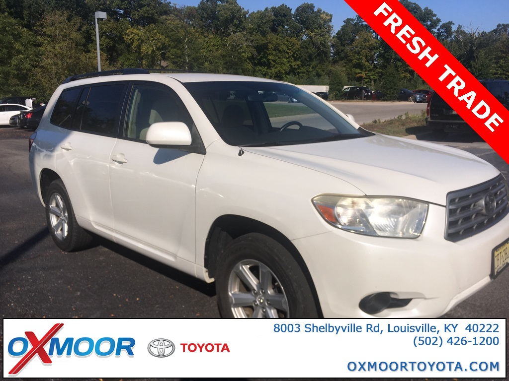 Pre Owned 2009 Toyota Highlander Base