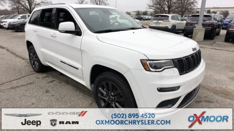 New 2018 JEEP Grand Cherokee High Altitude