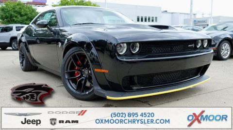 New Dodge Challenger In Louisville Oxmoor Cdjr